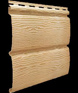 Сайдинг стеновой блок-хаус Дуб