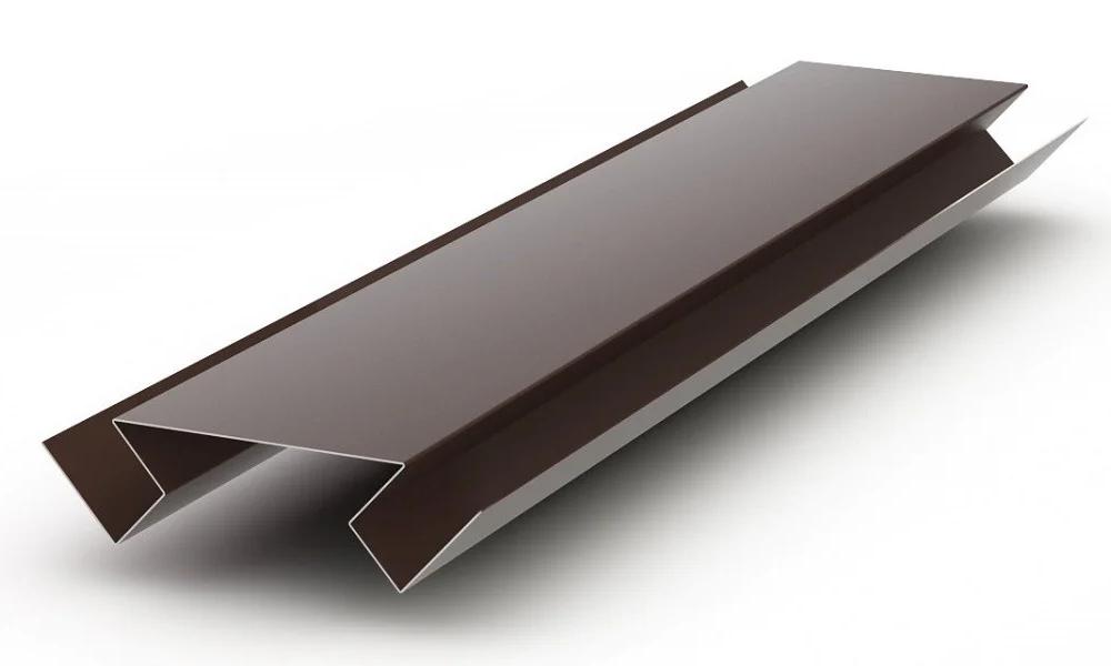 Металлическая планка угла внутреннего сложного